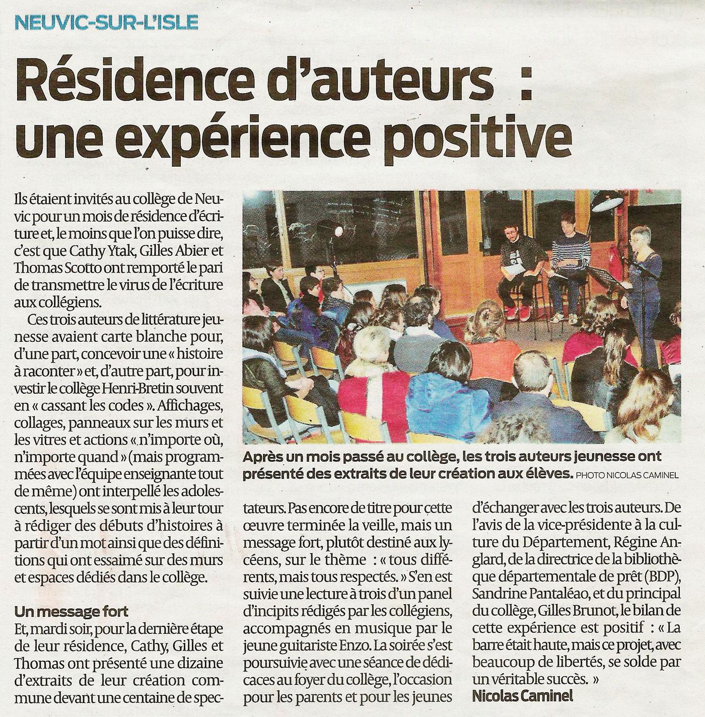 neuvic-residence
